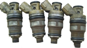 4AGE 20v injectors (secondhand)