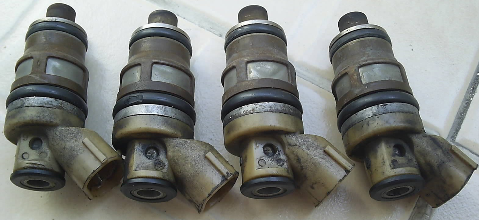 4AGE 20v injectors (secondhand), M11rf