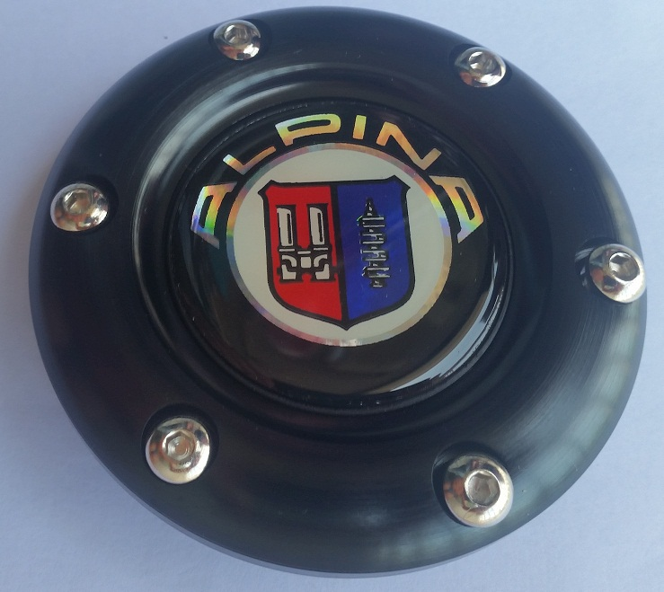 Alpina BMW horn button