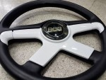 BBS 4 Spoke - white carbon