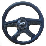 BBS 4 Spoke - carbon
